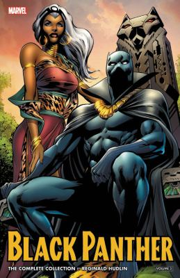 Black Panther : the complete collection. Vol. 03.