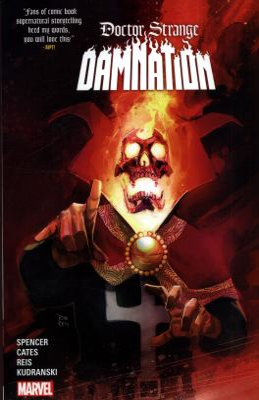 Doctor Strange. Damnation