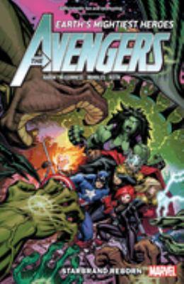 Avengers. Vol.06, Starbrand Reborn