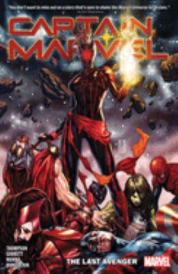Captain Marvel. Vol. 3, The last Avenger