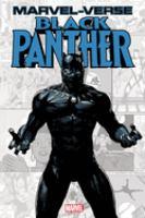 Marvel-verse. Black Panther