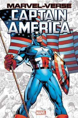 Marvel-verse. Captain America