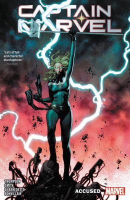 Captain Marvel. Vol. 4, Accused