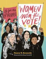 Women Win the Vote!