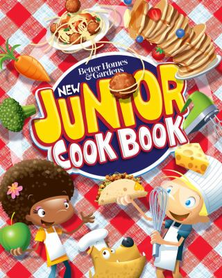 Better homes and gardens new junior cook book.