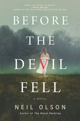 Before the devil fell : a novel