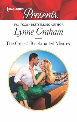 The Greek's blackmailed mistress