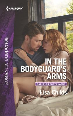 In the bodyguard's arms