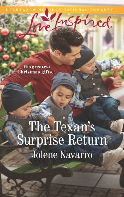 The Texan's surprise return