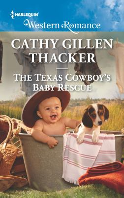The Texas cowboy's baby rescue