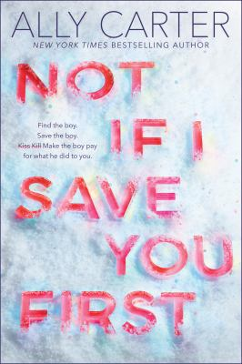 Link to Catalogue record for Not if I save you first