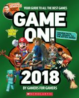 Game on! 2018 : your guide to all the best games