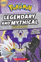 Pokémon legendary and mythical guidebook