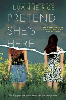 Pretend she's here