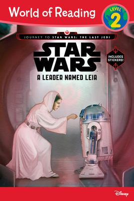Star Wars. A leader named Leia