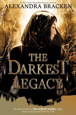 The darkest legacy by Bracken, Alexandra,