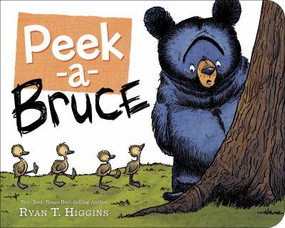 Peek-a-Bruce