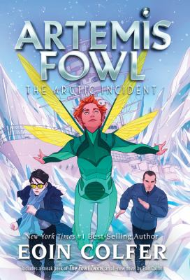 Link to Catalogue record for Artemis Fowl. The Arctic incident
