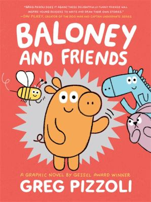 Book cover for  Baloney and friends