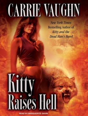 Kitty raises hell