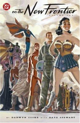 DC : The new frontier, volume one