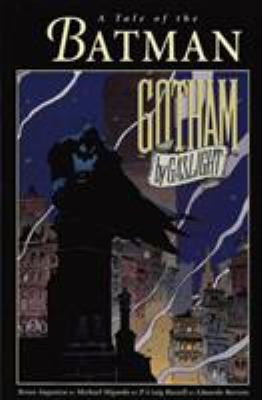 A tale of the Batman: Gotham by gaslight