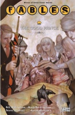 Fables. Book 10, The good prince