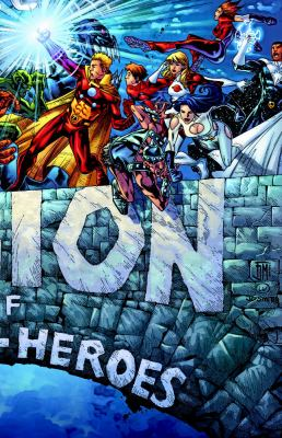 Legion of Super-Heroes: Enemy manifest