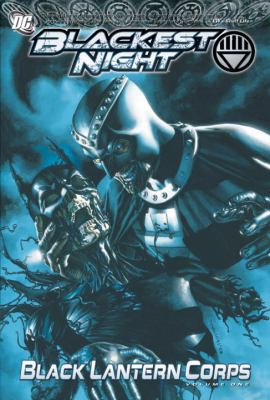 Blackest night. Black Lantern Corps. 1