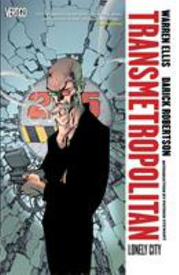 Transmetropolitan. Vol. 05 Lonely City