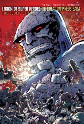 Legion of Super-Heroes. The great darkness saga