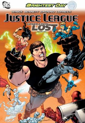 Justice League. Vol. 02, Generation Lost