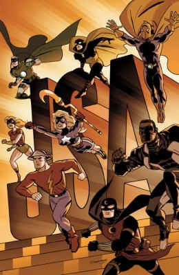 Justice Society of America :  Monument Point