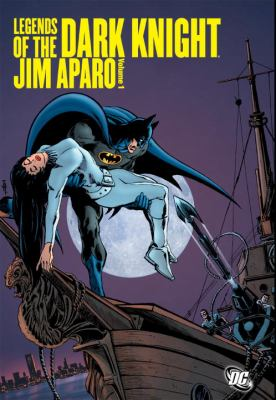 Legends of the Dark Knight: Jim Aparo