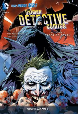 Batman, Detective Comics. Volume 1, Faces of death