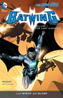 Batwing. Vol. 01 The Lost Kingdom