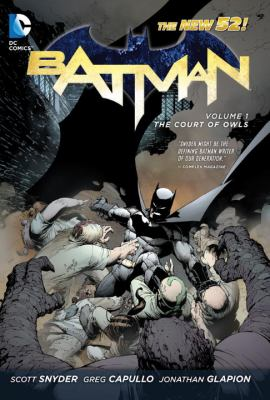 Batman. Volume 1, The Court of Owls
