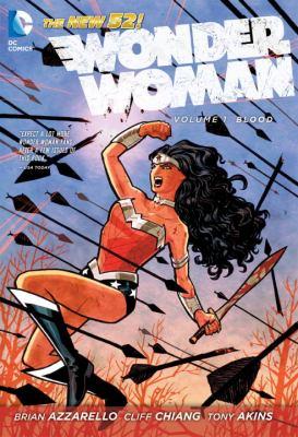 Wonder Woman. Volume 1, Blood