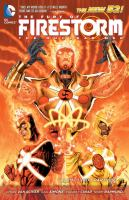 The Fury of Firestorm, the Nuclear Men. Vol. 01, God Particle