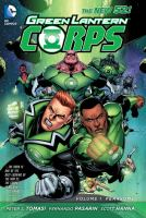 Green Lantern Corps. Vol. 01 Fearsome