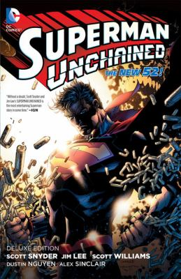 Superman unchained. 1