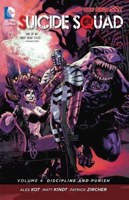 Suicide Squad. Volume 4, Discipline and Punish