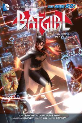 Batgirl. Vol. 05, Deadline