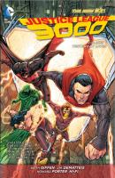 Justice League 3000. Volume 1, Yesterday lives