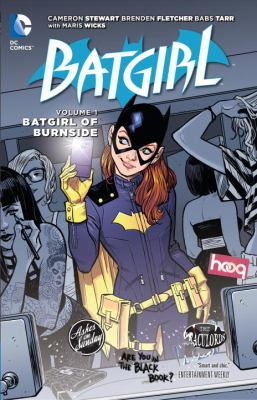 Batgirl. Volume 1, Batgirl of Burnside
