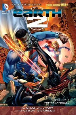 Earth 2. Volume 5, The Kryptonian