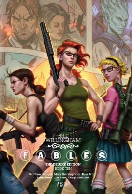 Fables : the deluxe edition. Vol. 10