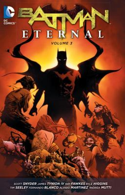 Batman eternal. Vol 03