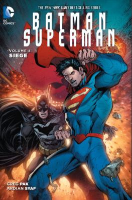Batman/Superman. Vol. 04, Siege