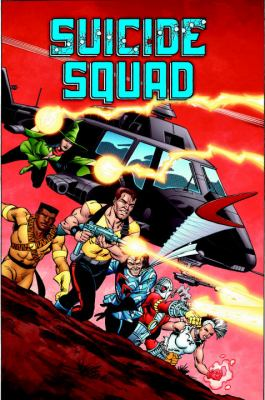 Suicide Squad. Vol. 01, Trial by Fire